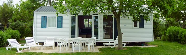 Mobil-home Louisiane 3 chambres Saint-Jean-de-Monts Les Amiaux