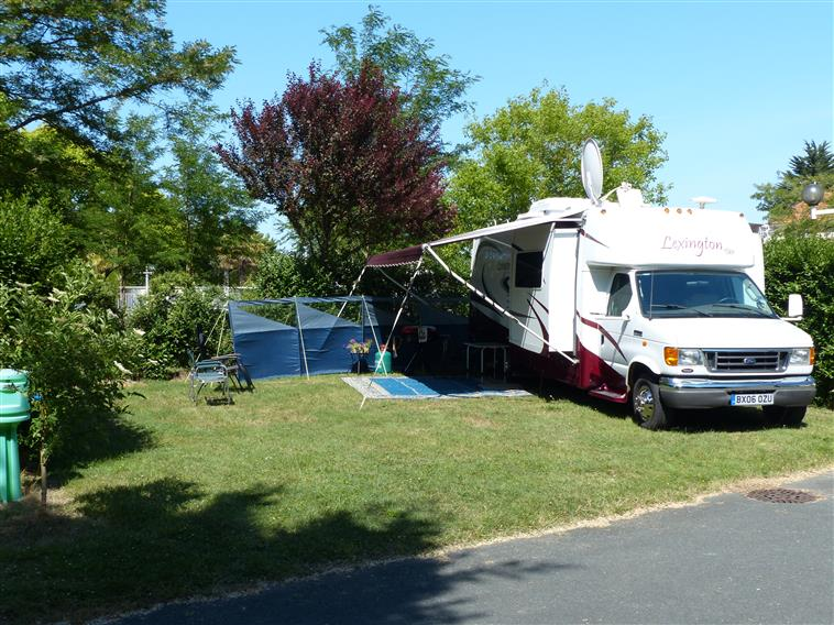 Emplacement camping-car Saint-Jean-de-Monts