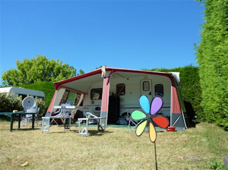 Emplacement nu camping Saint-Jean-de-Monts